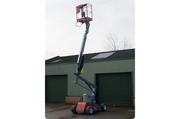 HR12 Boom Lifts from Bella Access