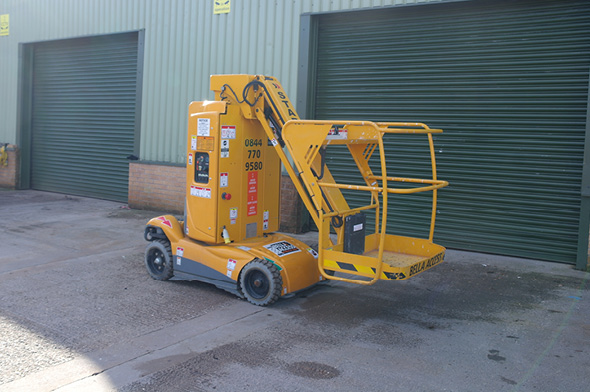 Star10 Boom Lift from Bella Access