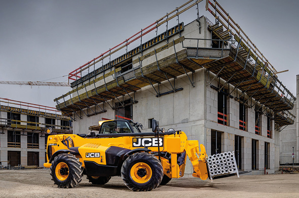 TH170 Telehandler from Bella Access